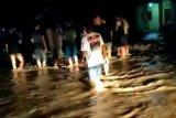 Banjir bandang landa Kabupaten Pesisir Barat Lampung