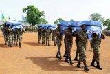 Satu personel penjaga perdamaian PBB tewas di Mali, empat terluka