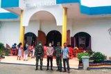 Danramil Sarmi pimpin pengamanan ibadah Paskah di gereja