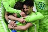 Wolfsburg dan Augsburg menang, Mainz ditahan imbang Arminia