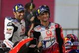 Rebut pole position GP Doha, Martin kenang jasa Aleix Espargaro dan Vinales