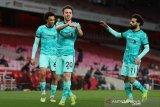 Diogo Jota bawa Liverpool gilas Arsenal 3-0