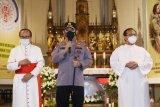 Pastikan keamanan Minggu Paskah, Kapolri