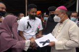Uskup Agung Makassar apresiasi dukungan lintas organisasi