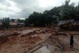 40 rumah di Kecamatan Ile Boleng dilaporkan tertimbun longsor