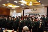 Pengurus Pusat Tenaga Pembangunan Sriwijaya periode 2021-2026 dilantik
