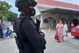 Ibadah Paskah di Pekanbaru dikawal aparat bersenjata