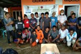 KM Anugerah Saputra tenggelam di perairan Banggai Laut Sulteng