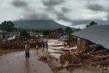 Keterbatasan alat berat  perlambat pencarian korban banjir Flores Timur