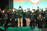 Muhaimin Iskandar minta Garda Bangsa rangkul kaum milenial