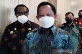 Mendagri Tito terbitkan Instruksi Mendagri PPKM Mikro Tahap V