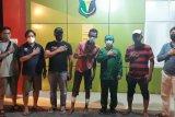 Polisi tembak tersangka buron pelaku  curanmor di Medan