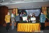 Wagub: optimistis kerja sama IJBC peluang emas percepatan pembangunan Sumbar