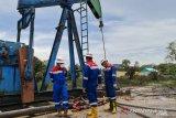 Semburan dari sumur Pertamina di Tarakan sudah dapat dihentikan