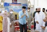 Gubernur NTB meresmikan masjid bantuan pascagempa