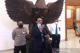 Gubernur DIY Sultan HB X lega sejumlah terduga teroris ditangkap di wilayahnya
