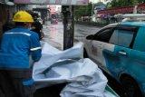 Cuaca ekstrim di Yogyakarta, PLN berhasil atasi listrik padam