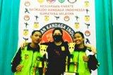 Dua Karateka Lampung juara pada kejuaraan Shokaido Sumatera Selatan