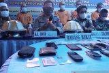 BNN Sulbar tangkap lima terduga penyalahgunaan narkotika
