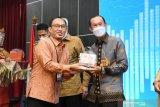 Pemkot Palembang terima penghargaan digitalisasi ekonomi