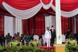 Sujadi pimpin upacara peringatan HUT ke 12 Kabupaten Pringsewu