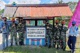 Danlanud Sam Ratulangi Manado Tinjau Aset TNI AU