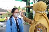 Uji coba PTM di Kota Magelang berjalan baik