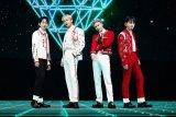 Konser daring grup K-pop SHINee ditonton penggemar dari 120 negara