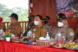 Wabup Lampung Barat dukung bimtek eksportir kopi