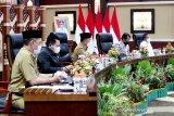Gubernur dorong semua aset pemda di Kalteng bersertifikat pada 2023