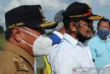 Kementan apresiasi keseriusan Gubernur Kalteng dalam pengembangan food estate