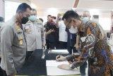Polda Sulut dan BRI teken kerja sama penyediaan perumahan personel