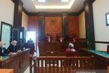 Korupsi dana koperasi jasa keuangan syariah, terdakwa jalani sidang perdana
