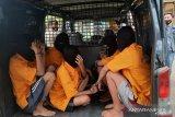 Polisi tangkap pelaku bacok suporter futsal usai tanding