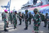 TNI AL  gelar latihan operasi Amfibi 2021