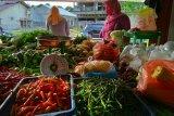Harga sejumlah bahan pokok Pekanbaru mulai naik jelang Ramadan