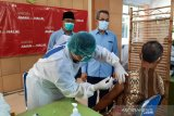 Dinkes Bantul mulai vaksinasi COVID-19 bagi calon jamaah haji lansia