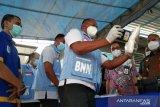 BNN Sultra musnahkan barang bukti 1,9 kilogram sabu-sabu