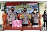 Polres Lampung Timur ungkap 44 tersangka kasus  narkoba