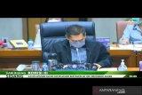 Komisi III DPR gelar rapat tertutup terkait calon hakim agung