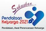 Gubernur Sulut ajak masyarakat sukseskan program pendataan keluarga