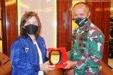 Deputi V KSP temui Pangdam Cenderawasih bahas pengamanan PON XX  Papua
