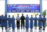 Lanud Sam Ratulangi gelar donor darah sambut HUT ke-75 TNI AU