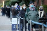 Percepatan vaksinasi di Inggris cegah 10.400 kematian
