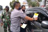 Parkir mobil sembarangan, pengendara di Kudus bakal kena sanksi denda dan gembok