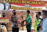 Polda Sumsel kirim bantuan untuk korban bencana NTT