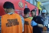Dua remaja bersama pamannya ditangkap polisi di Pariaman karena diduga edarkan sabu