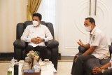 Bupati Barito Utara  terima kedatangan Nakes NSI II 2021