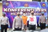 Polres Kulon Progo mengamankan tiga pengedar pil yarindo