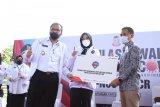 Pertamina bantu 5.000 masker guna mendukung Pemkot Makassar tangani COVID-19